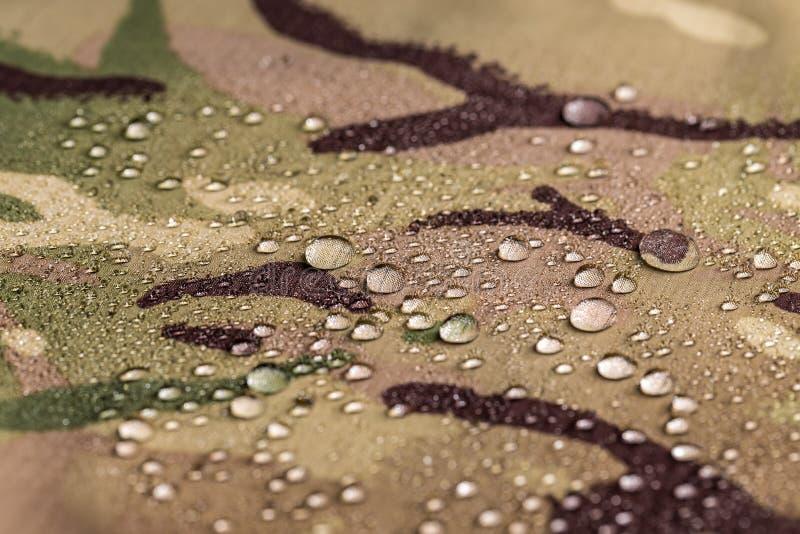 Водоустойчивая текстильная ткань стоковые фото