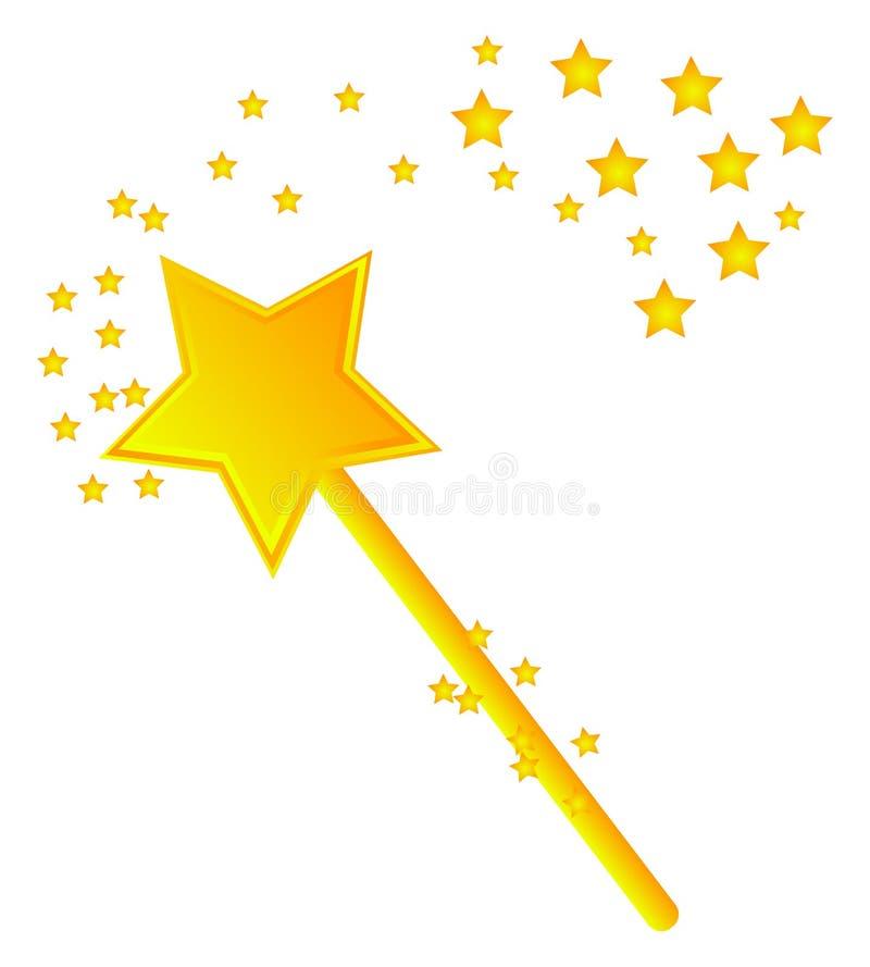 волшебная белизна палочки 3d бесплатная иллюстрация