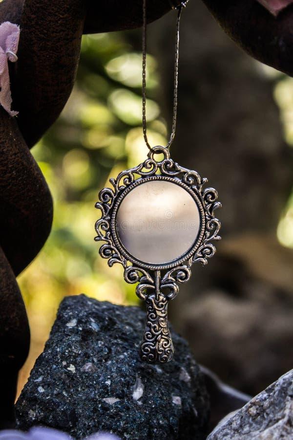 Волшебное зеркало стоковая фотография