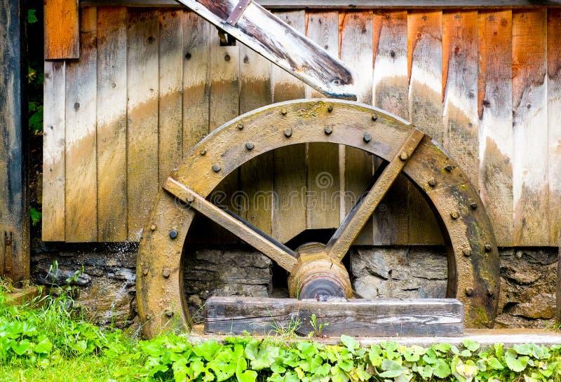 Водяная мельница стоковая фотография