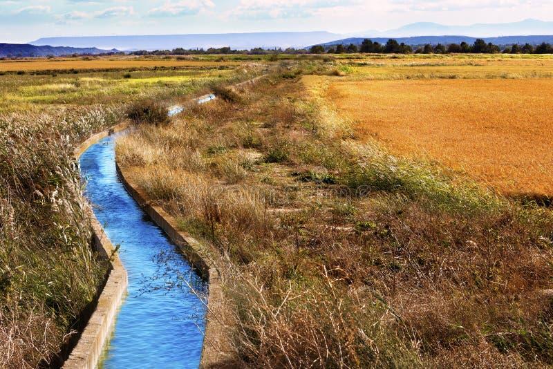 Водяной канал стоковые фотографии rf