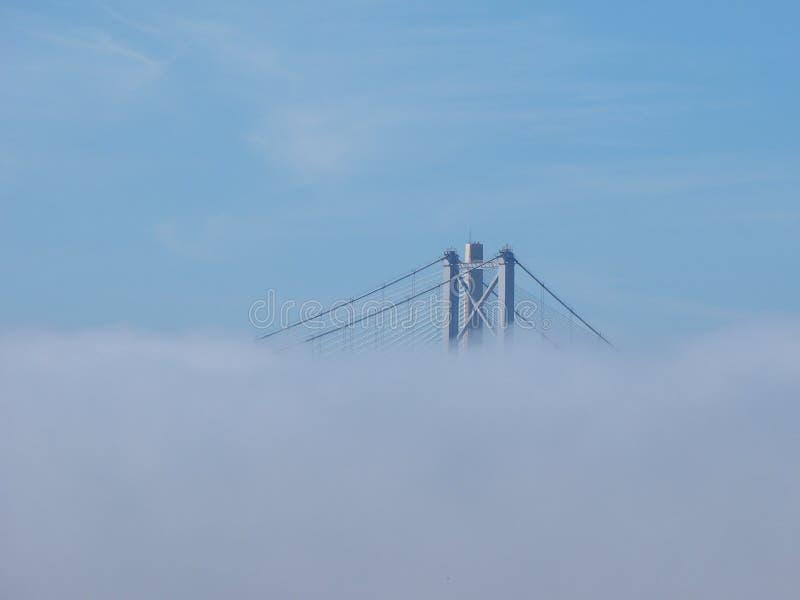 Вперед мост дороги над лиманом вперед внутри Эдинбурга стоковая фотография rf