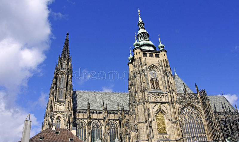 Впечатления от Праги стоковое фото rf