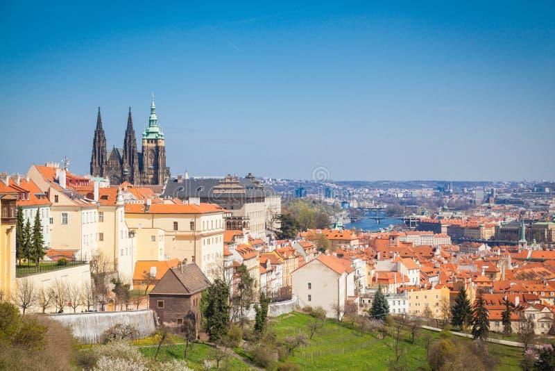 Впечатления Праги стоковое фото