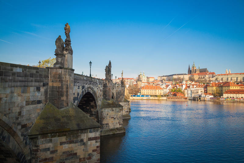 Впечатления Праги стоковое фото rf