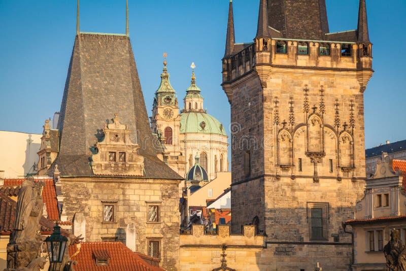 Впечатления Праги стоковые фотографии rf