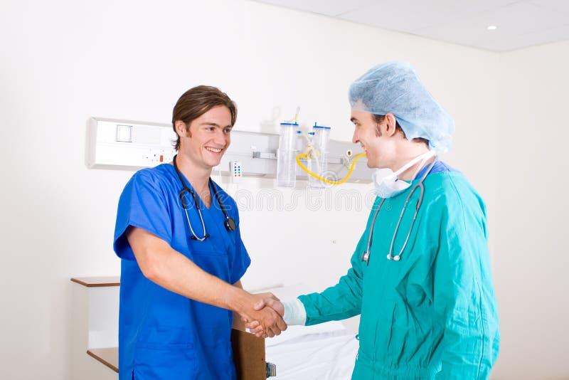 врачует медицинскую стоковое изображение