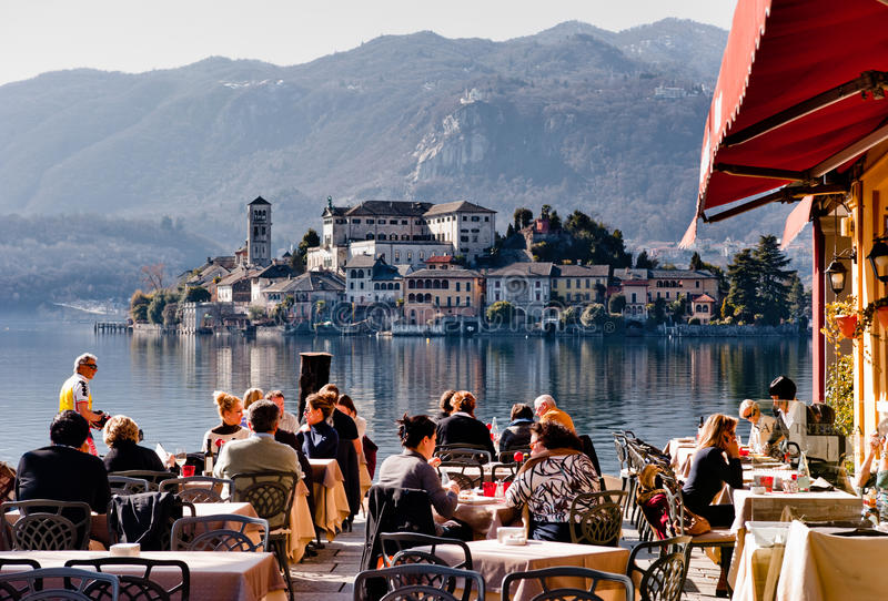 временя Италии стоковая фотография