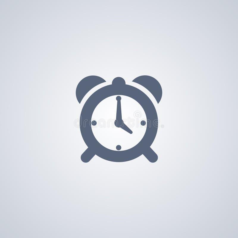 Время, вахта, vector самый лучший плоский значок бесплатная иллюстрация