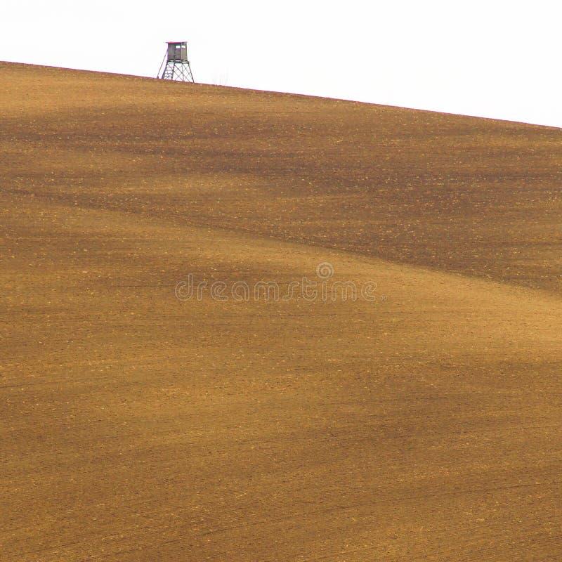 Время весны в Moravian Тоскане, южном винодельческом регионе Moravian стоковые фото
