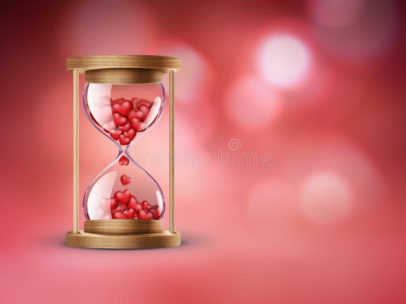 время влюбленности к бесплатная иллюстрация
