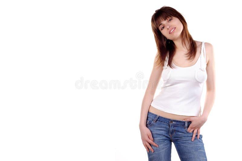 Время джинсыов стоковое изображение rf