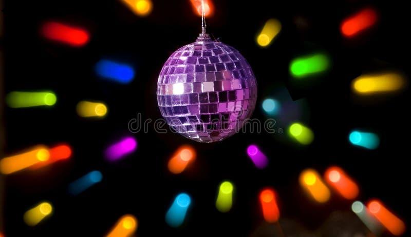 время диско стоковое фото