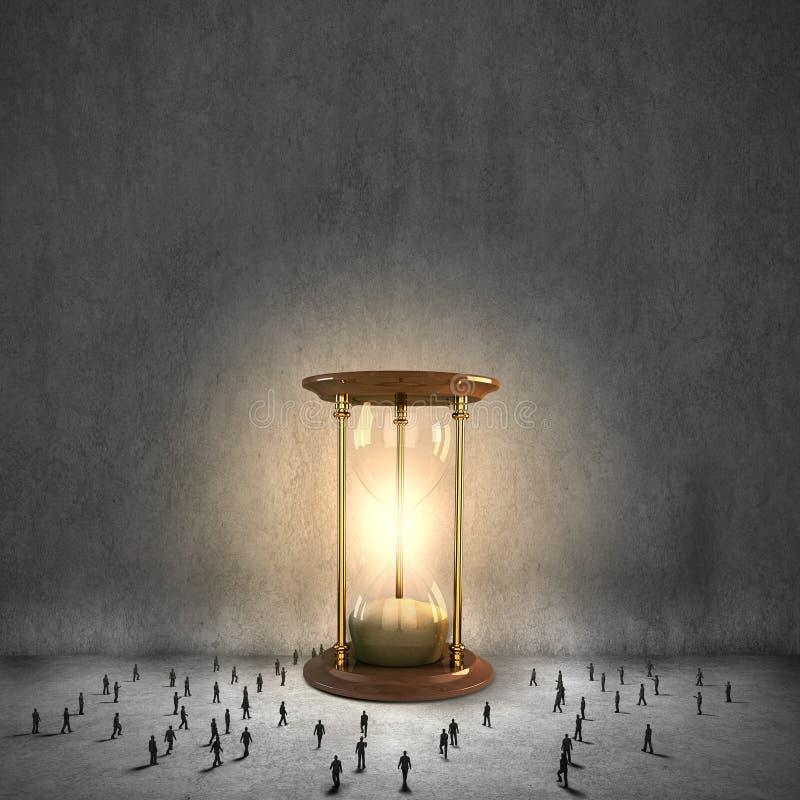 Download Время дела стоковое изображение. изображение насчитывающей часы - 41650489