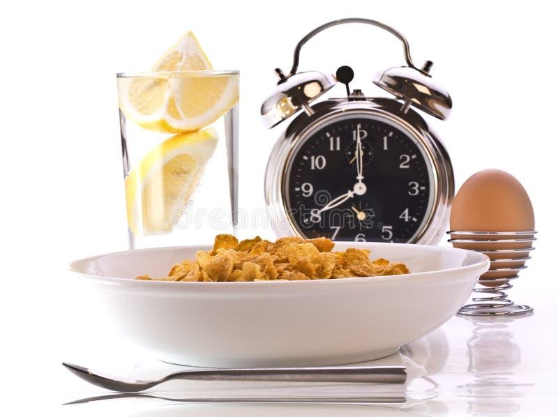 время завтрака стоковые изображения rf