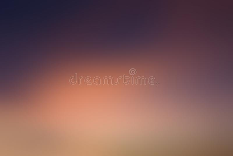 Время запачканное конспектом twilight для предпосылки бесплатная иллюстрация