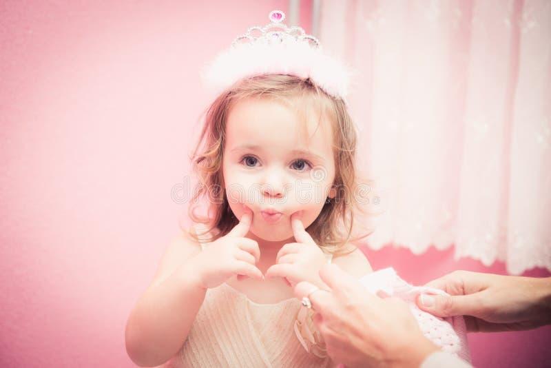 Время младенца счастливое стоковые изображения