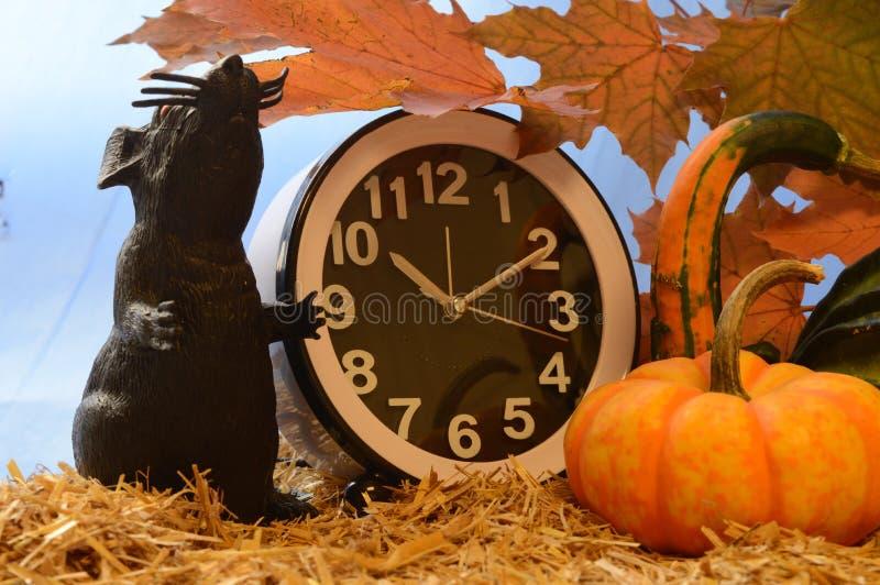 Время на Halloween стоковые изображения rf
