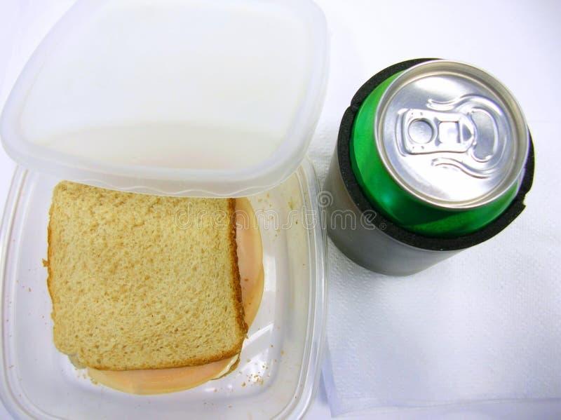 время обеда Стоковое Фото