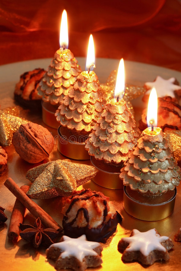 время рождества стоковые изображения