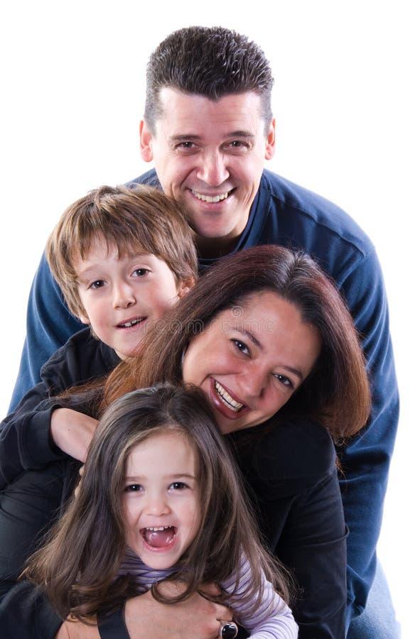 время семьи стоковые изображения