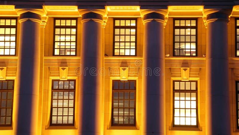 время структуры ночи стоковая фотография rf