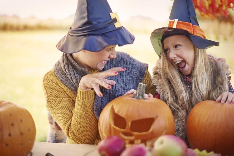 Время хеллоуина стоковое изображение rf