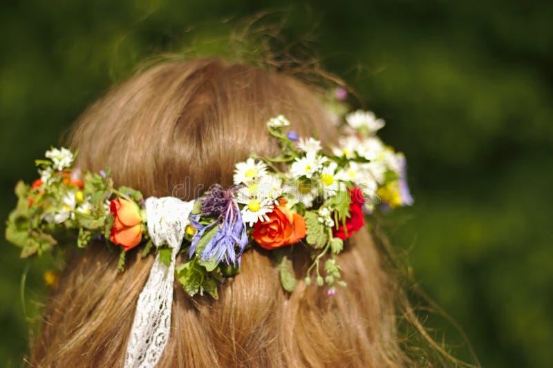 Время цветка Hippie стоковое изображение