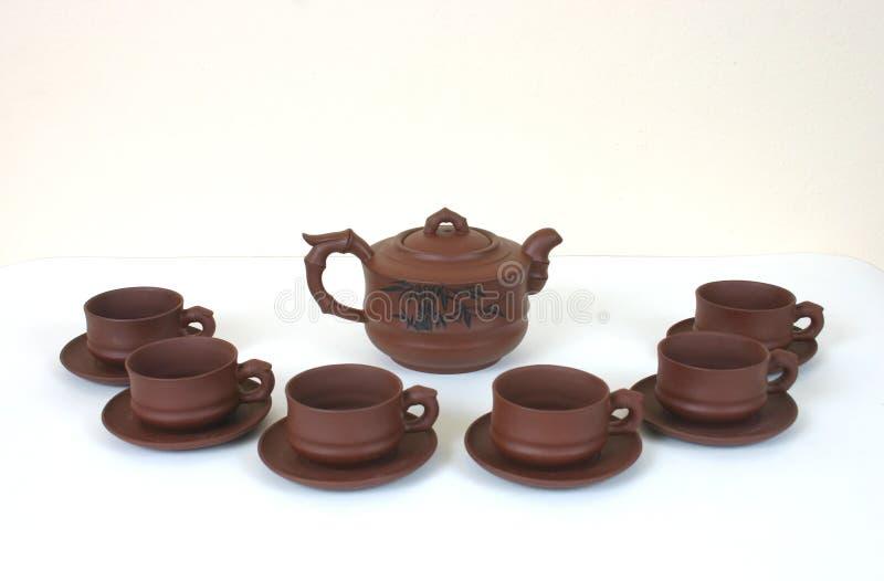 Download время чая стоковое изображение. изображение насчитывающей кафе - 650467