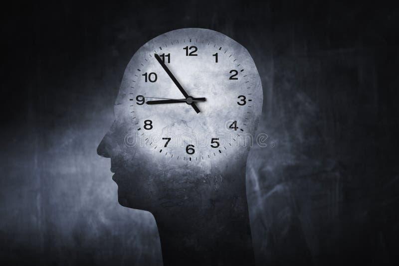 Время стоковое изображение
