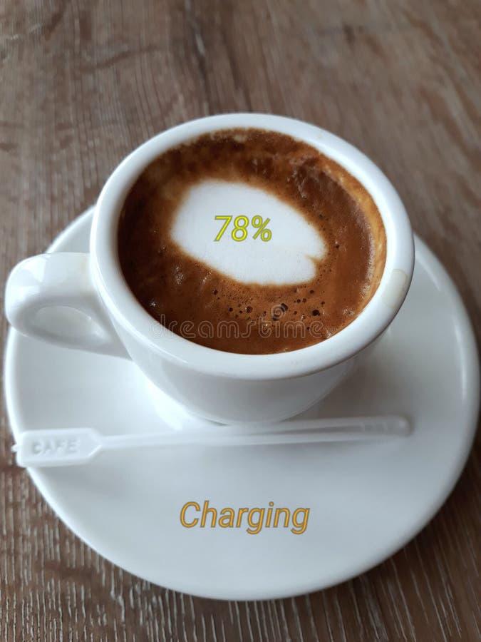 Время Coffe стоковые изображения