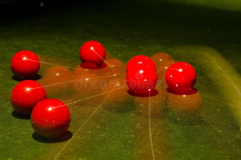 время snooker стоковые фото