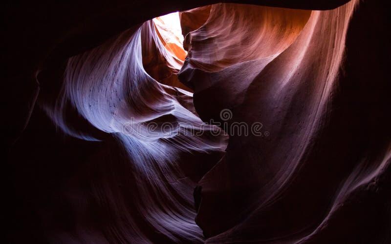 Всегда светло в конце тоннеля стоковая фотография