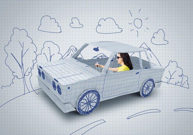 Download Всемирно путешествующ иллюстрация штока. иллюстрации насчитывающей перевозка - 41650512