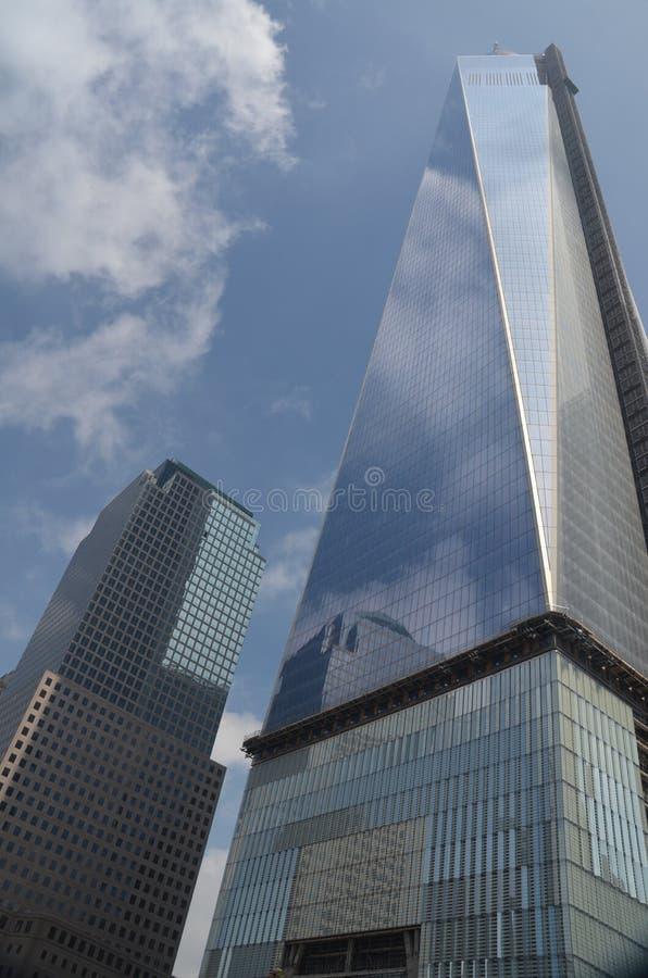 Всемирный торговый центр стоковые изображения rf