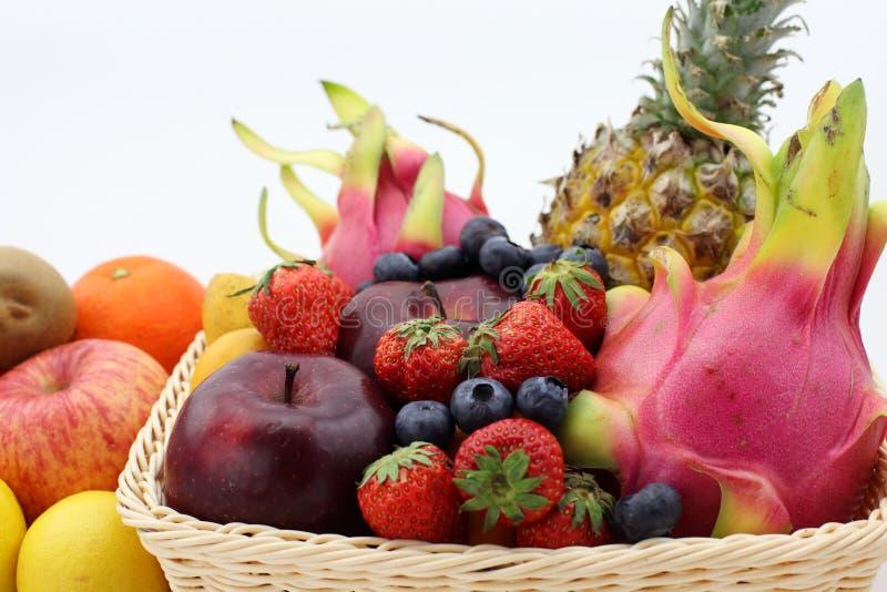 Все виды плодоовощ стоковые изображения
