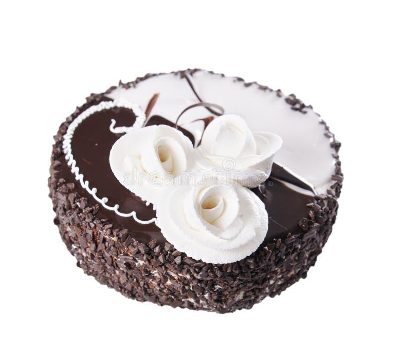 Все время торт шоколада стоковые фото