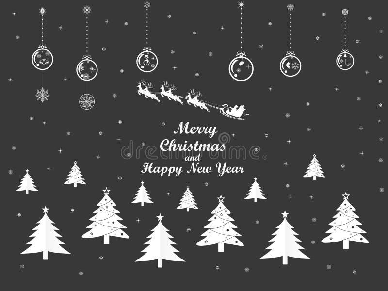 все леты пользы приветствиям рождества карточки предпосылки новые бесплатная иллюстрация