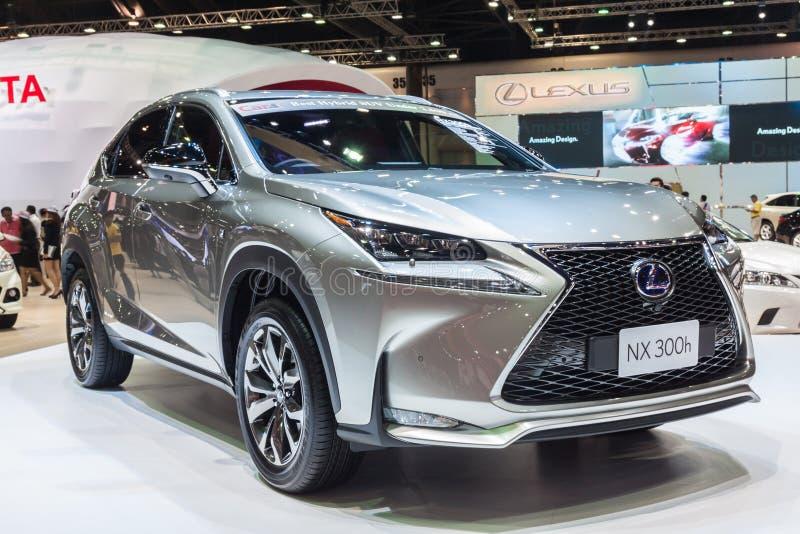 Все-новый гибрид 2015 Lexus NX 300h стоковые изображения rf