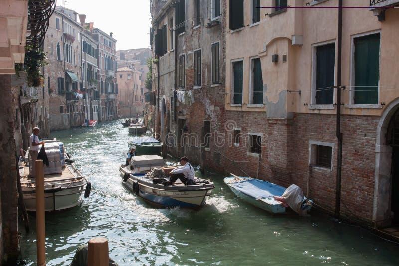 Вскользь Венеция стоковые изображения