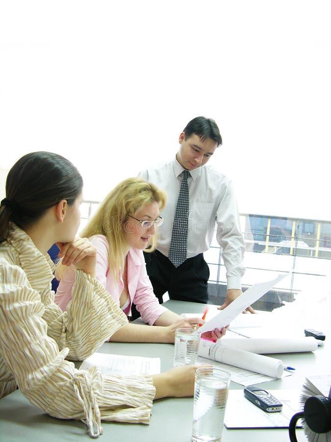 Download встречая офис 2 стоковое фото. изображение насчитывающей рука - 90164