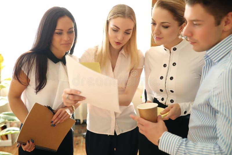 Встреча офиса стоковое изображение