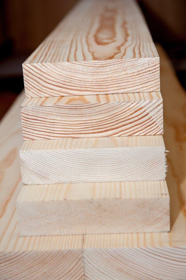 всходит на борт древесины Тимберс в запасе стоковые изображения