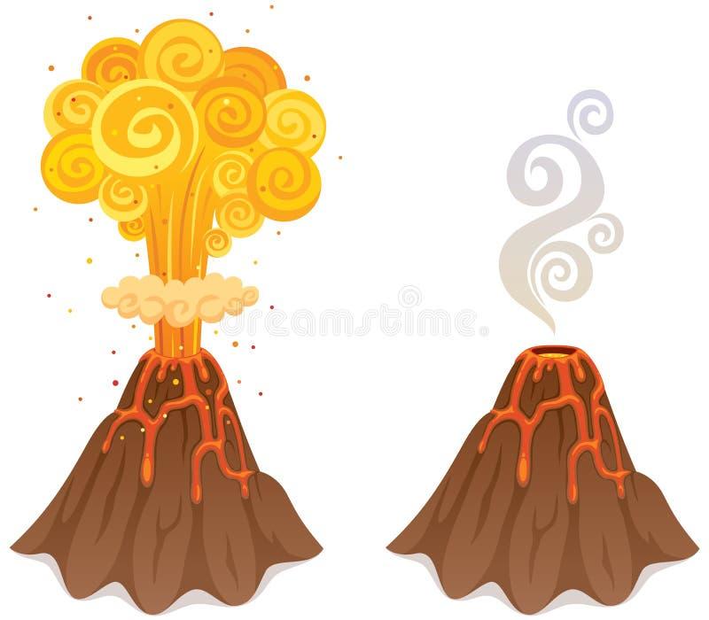 вулкан бесплатная иллюстрация