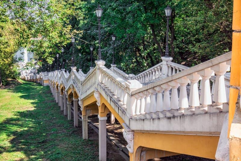 Вход Киев лестницы стоковые изображения rf