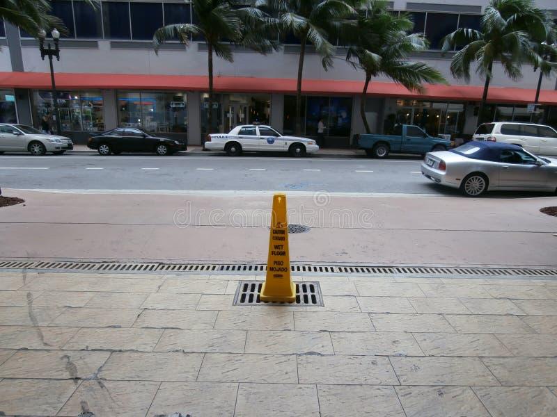Вход где-то стоковая фотография rf