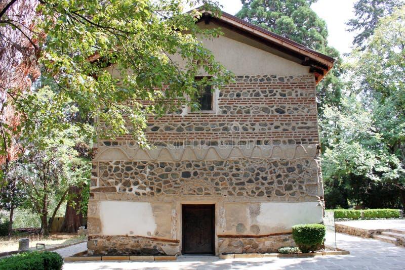 Вход церков Boyana стоковые изображения rf