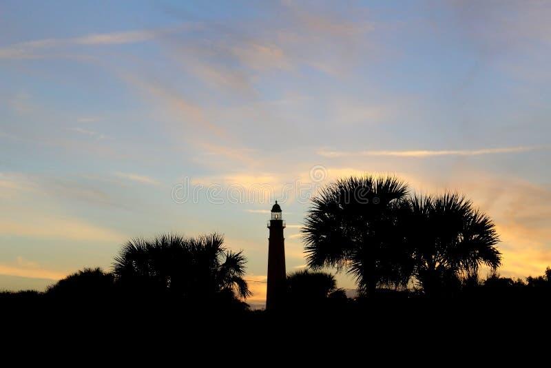 Вход Lighthouse4 Ponce de Леона стоковые фото