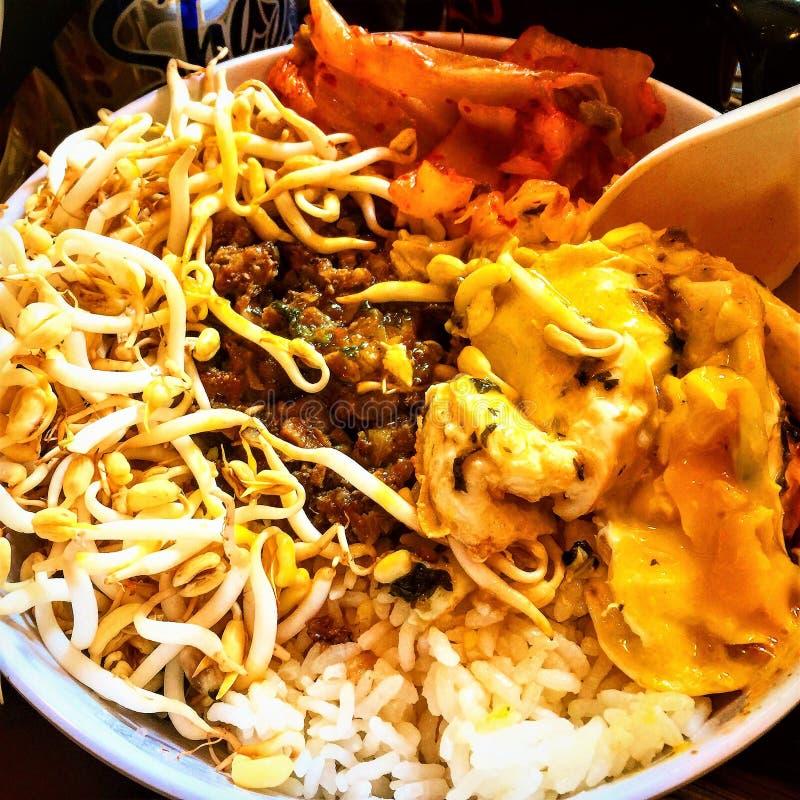 Въетнамский шар завтрака стоковое фото
