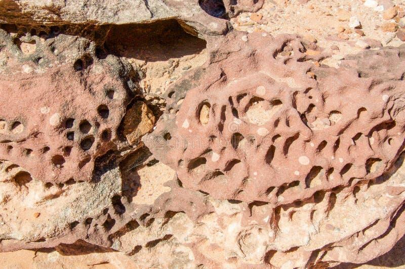 выветренный песчаник стоковое фото rf